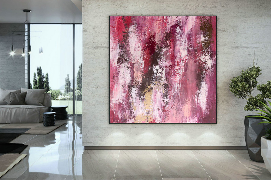 Large Abstract Painting,Large Abstract Painting on Canvas,painting home decor,modern abstract,oil canvas art DAC031