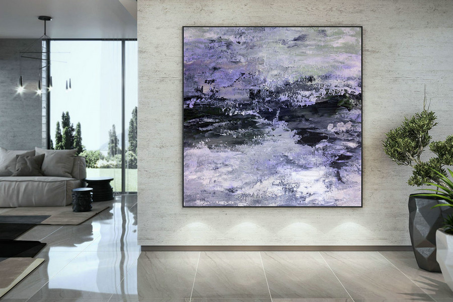 Large Modern Wall Art Painting,Large Abstract wall art,unique painting art,xl abstract painting,best wall art DAC052