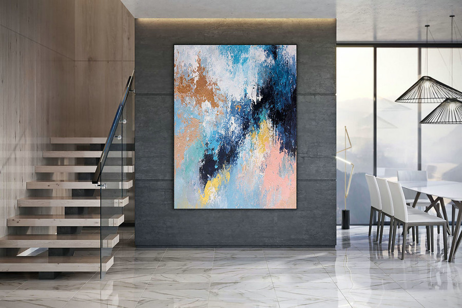 Large Modern Wall Art Painting,Large Abstract Painting,painting wall art,large wall art,extra large wall art DAc006